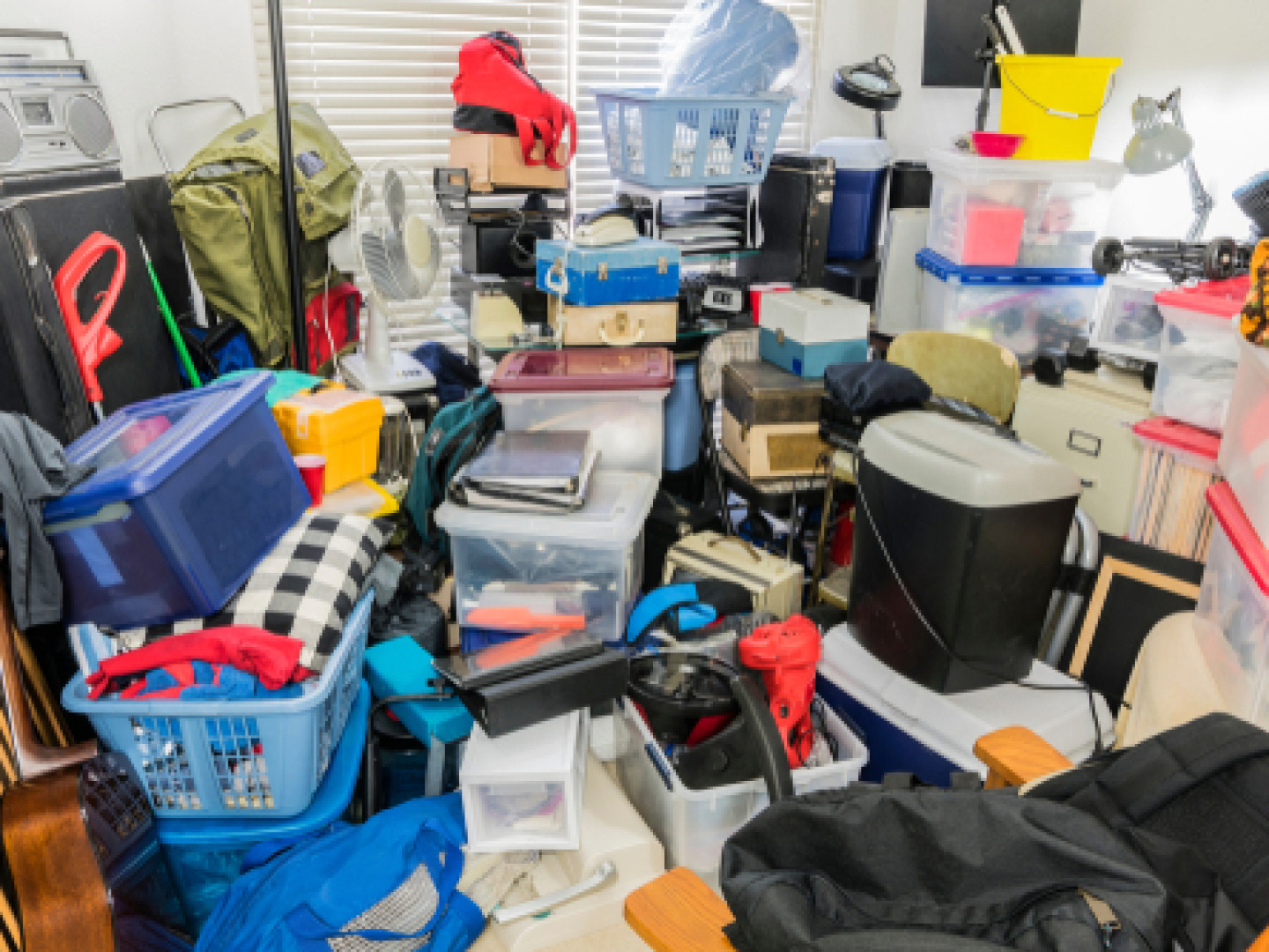 Need a Solution to Chronic Disorganization?